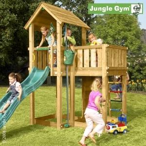 Detské ihrisko Jungle Gym Mansion | Preliezkovo.sk