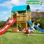 Detské ihrisko - preliezka Jungle Gym Farm | Preliezkovo.sk