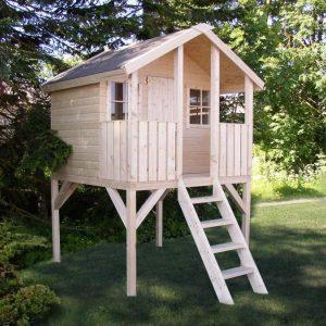 Detská záhradný drevený domček TOBY