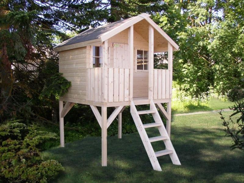 Detsk dreven dom ek toby for Piani di sauna a casa