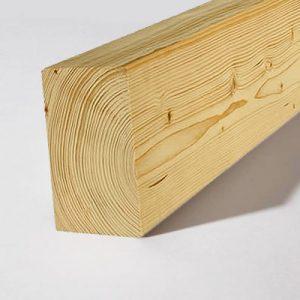 Drevený hranol 6,5x4,5 cm   Preliezkovo.sk
