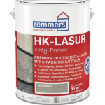 Farba Remmers HK Lasur strieborno-siva silvergrau 0301REM.HK2257