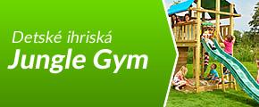 Deské Ihriská Jungle Gym