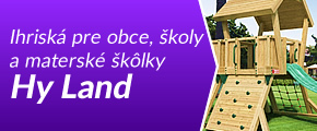 Ihriská pre obce, školy a materské skôlky | Preliezkovo.sk